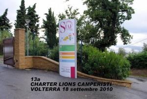 13a Charter Lions Camperisti
