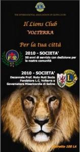 Commemorazione decennale scomparsa Lions  Nuto Nuti